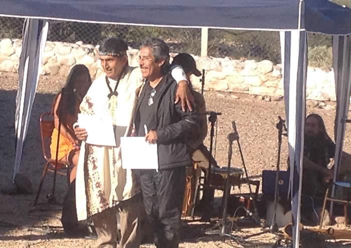 Relato Cruce de los Andes Pablo y Rúben
