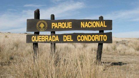 Parque Nacional Quebrada del Condorito, Cordoba, Argentina