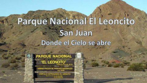 Parque Nacional El Leoncito, San Juan, Argentina
