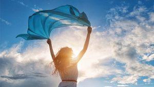 Onda Encantada del viento Susana Cristante